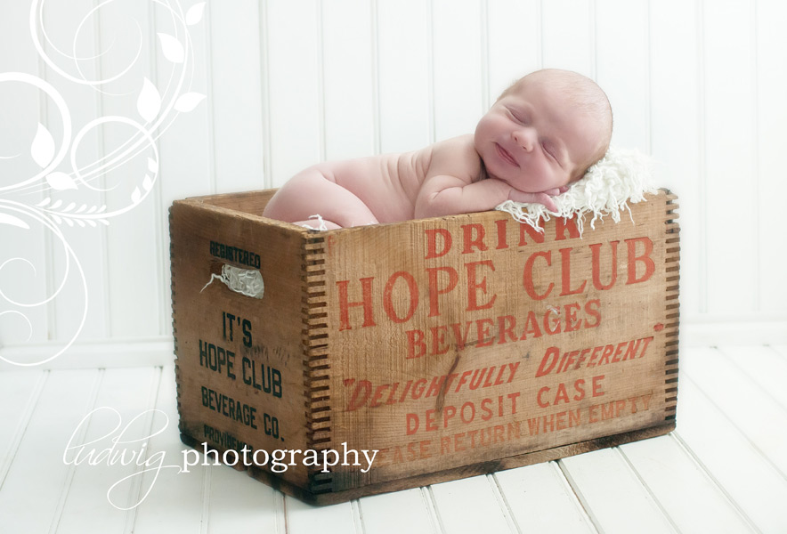 Connecticut newborn baby photography